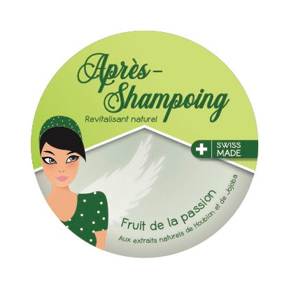 Après-shampoing aux fruits de la passion