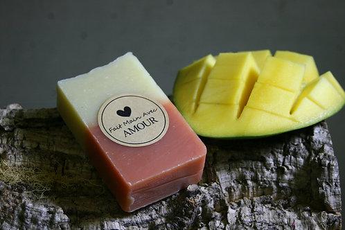 Savon à la mangue et coco