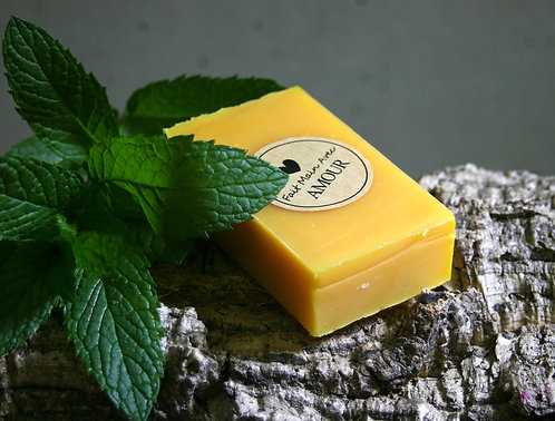 Savon à la litsée citronnée Bio et verveine