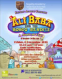 DEC CONCERT 3 - ALI BABA & BANDITS [E-Fl