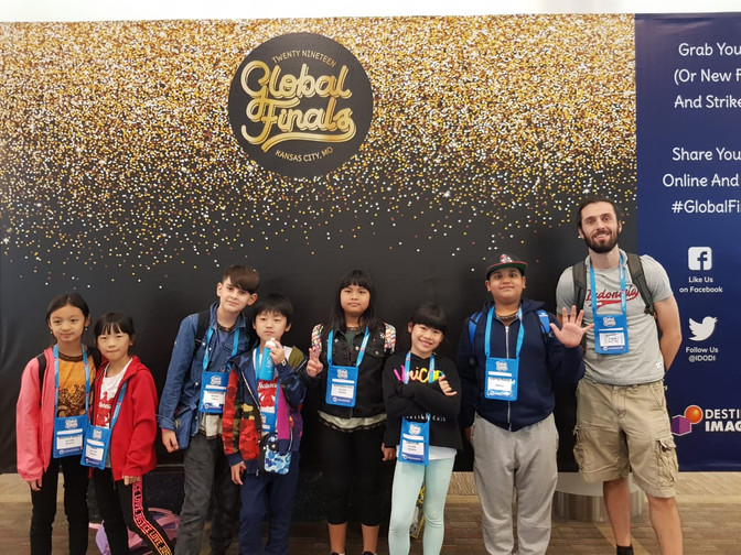 Regality Academy Representing Indonesia at the destination Imagination Global Finals again!