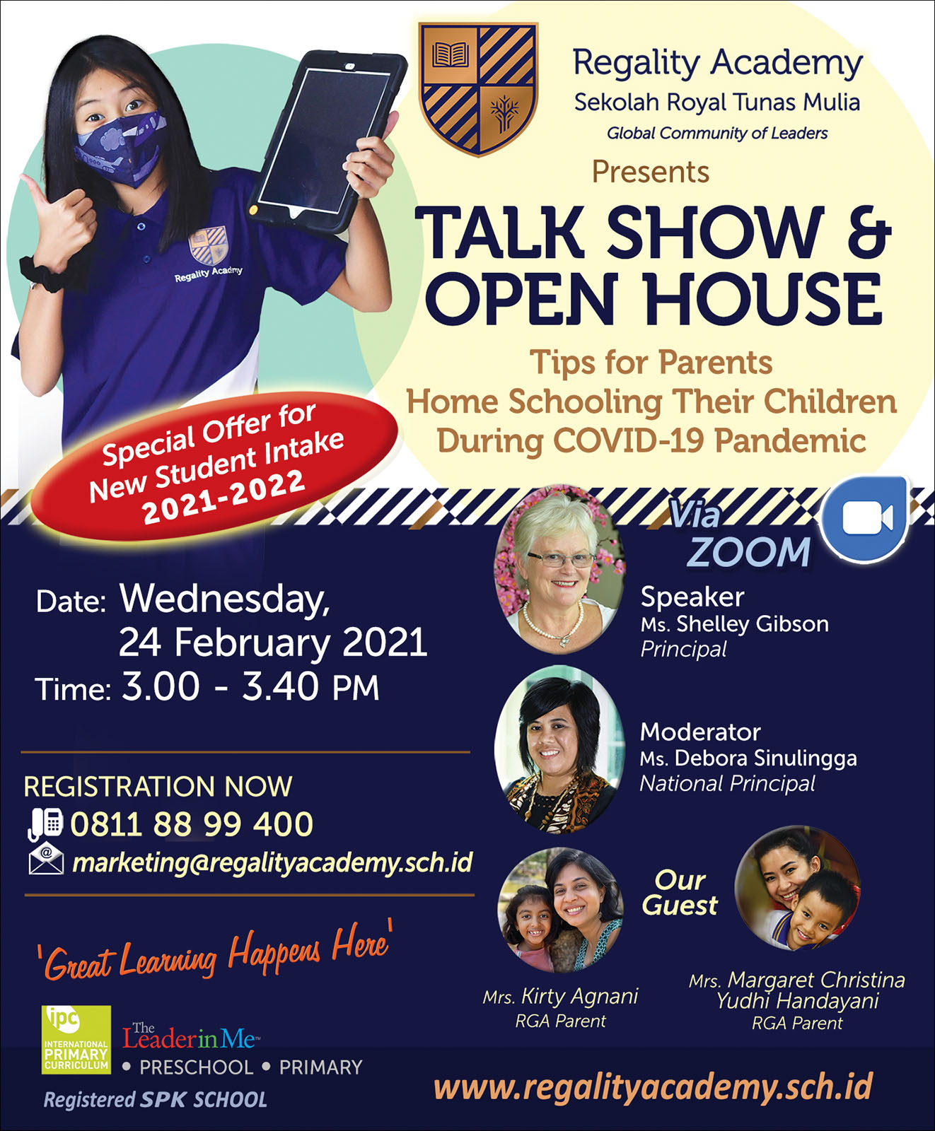 Final revision FA OPEN HOUSE & TALK SHOW