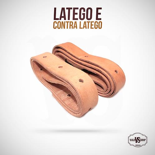 LATEGO E CONTRA LATEGO DE COURO SUPER REFORÇADO!