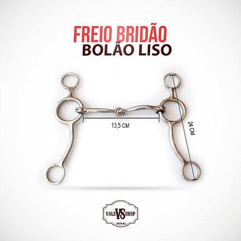 FREIO BRIDÃO BOLÃO LISO