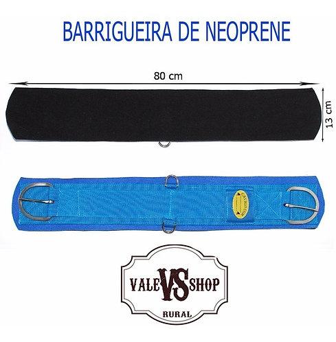 BARRIGUEIRA AZUL DE NEOPRENE