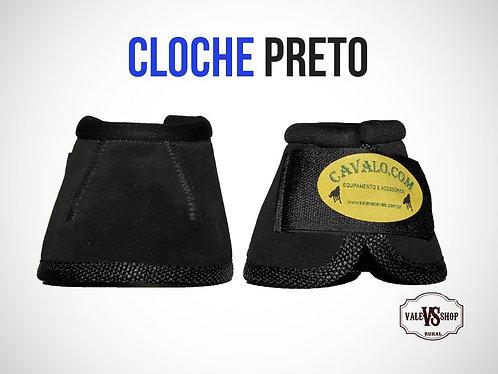 Protetores De Casco Para Cavalos Cloches Preto!