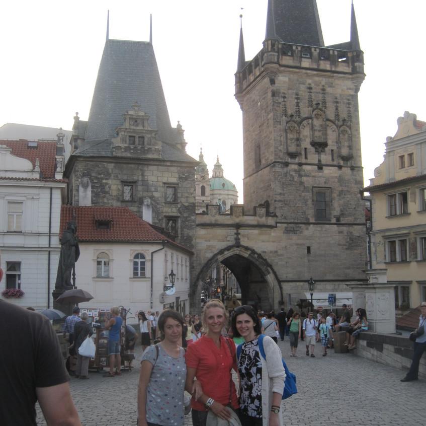 """plein air """" Venkov """" 2013 Prague"""