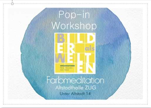 Farbmeditation-blue