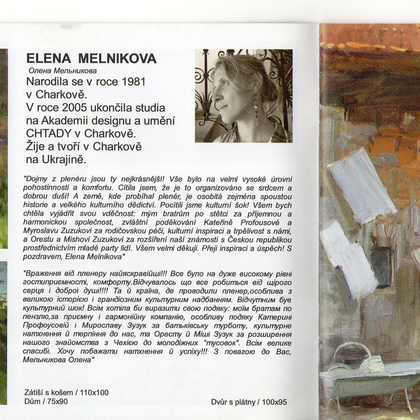 "plein air "" Venkov "" 2012 catalog"