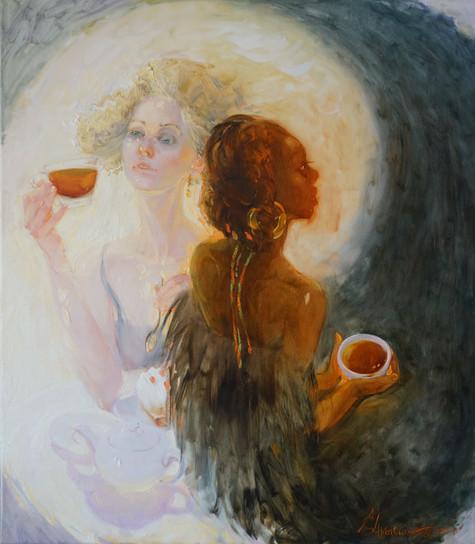 Yin & yang , Tea time