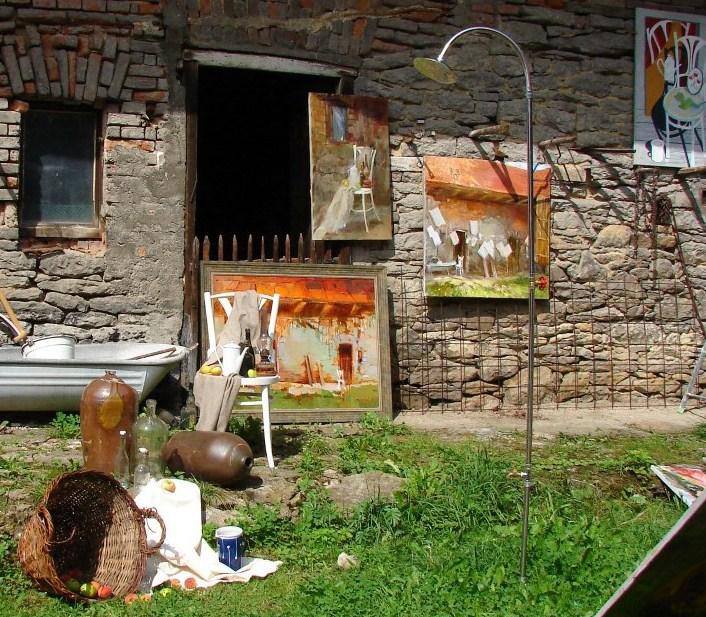 """plein air """" Venkov """"- 2012"""