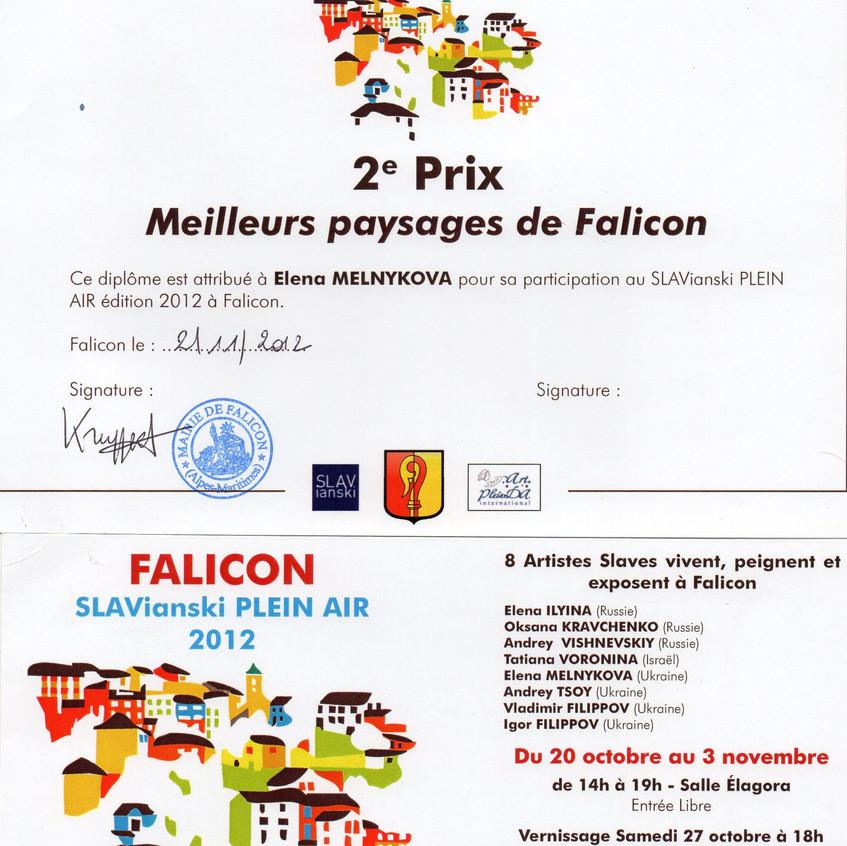 plein air SLAVianski 2013 France
