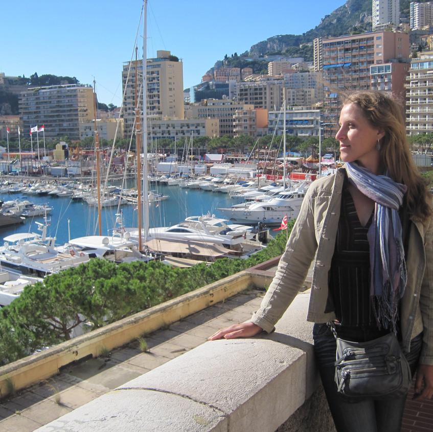 plein air SLAVianski 2013 Monaco