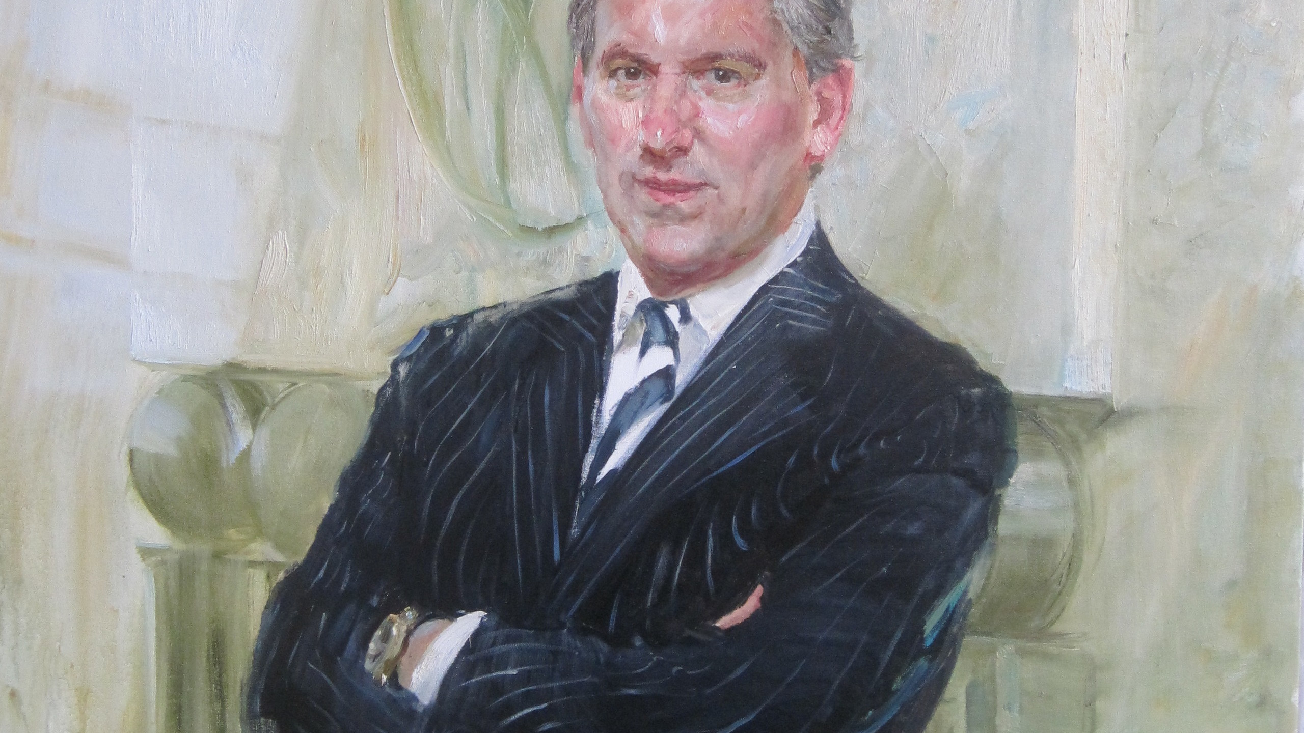 Portrait of Luciano Sozzo