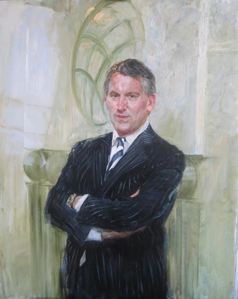 portrait of  proud Luciano Sozzo