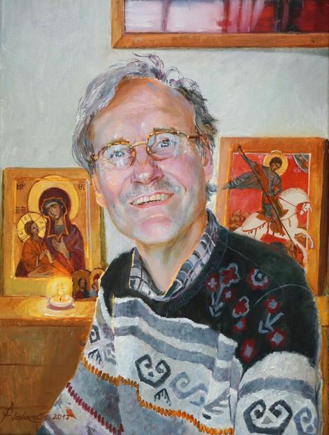 portrait of Pierre Gèrard Zerfass