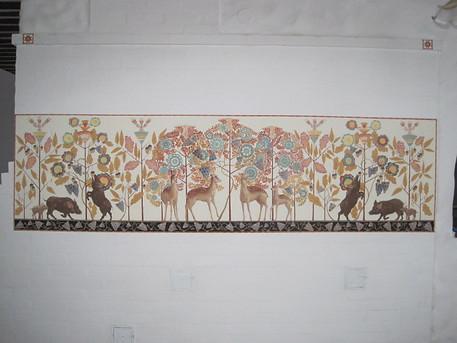 artwork for hunter house