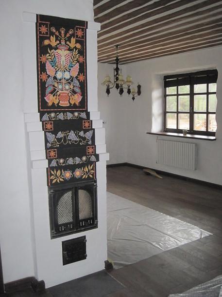 ukrainian old style oven