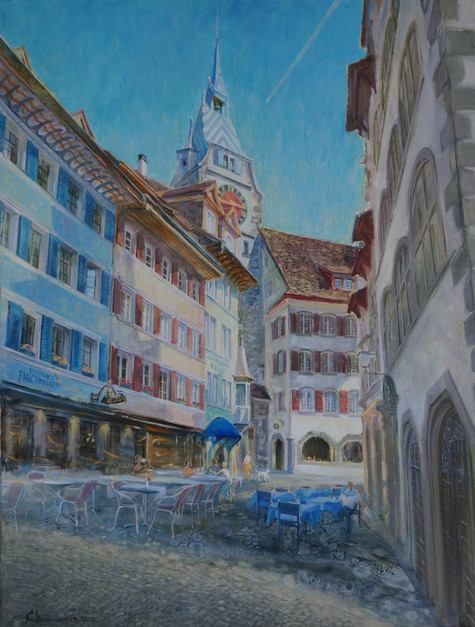 Zuger Altstadt