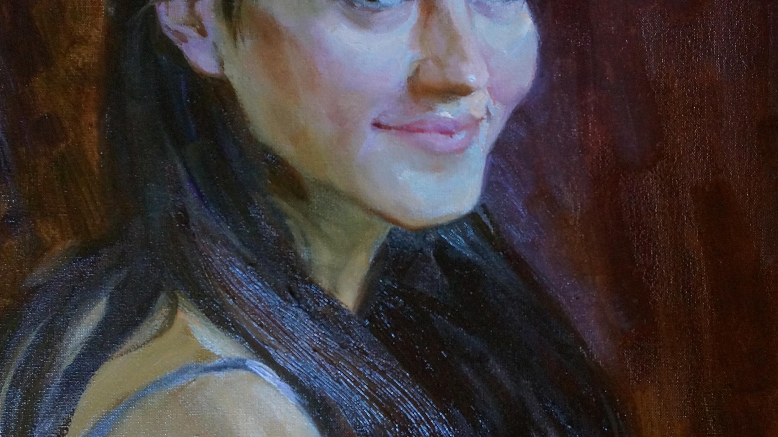 portret of Joanna