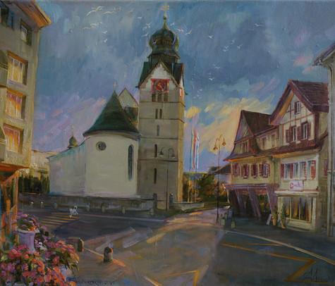 Baarer Altstadt