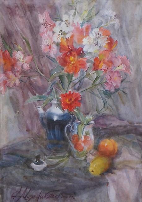 Symphony of flowers