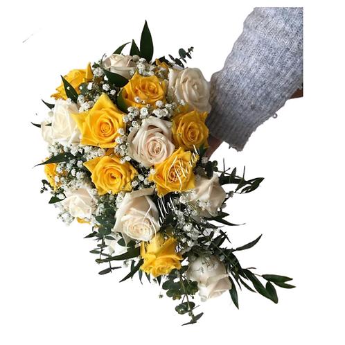 Bespoke bridal Bouquet