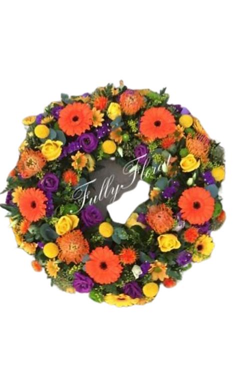 Nutan Open Wreath