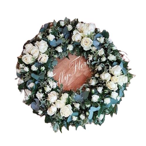 Avalanche Wreath