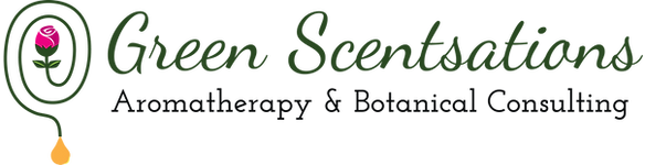 Mindy Green - Green Scentsations Logo