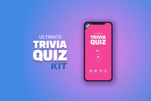 ULTIMATE TRIVIA QUIZ KIT