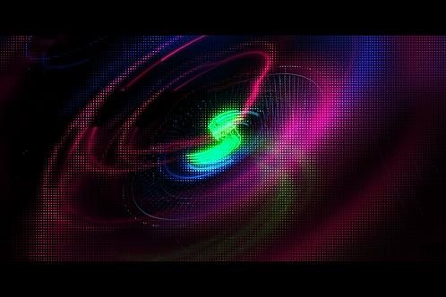 Glitch Reveal -Enterprise