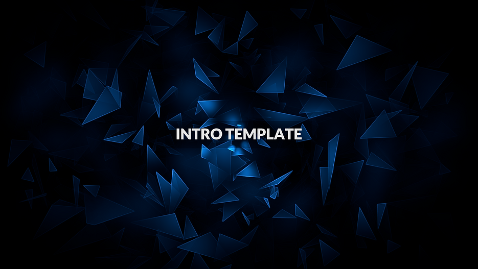 Professionally animated blender intro templates outro templates all downloads sent through email after purchase maxwellsz