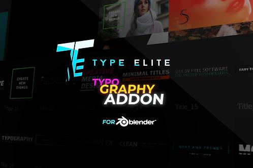 Type Elite - Enterprise