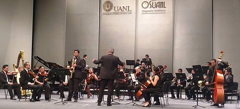 orchestra, director, sax, saxophone