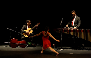 Guitar, marimba, dance, cello