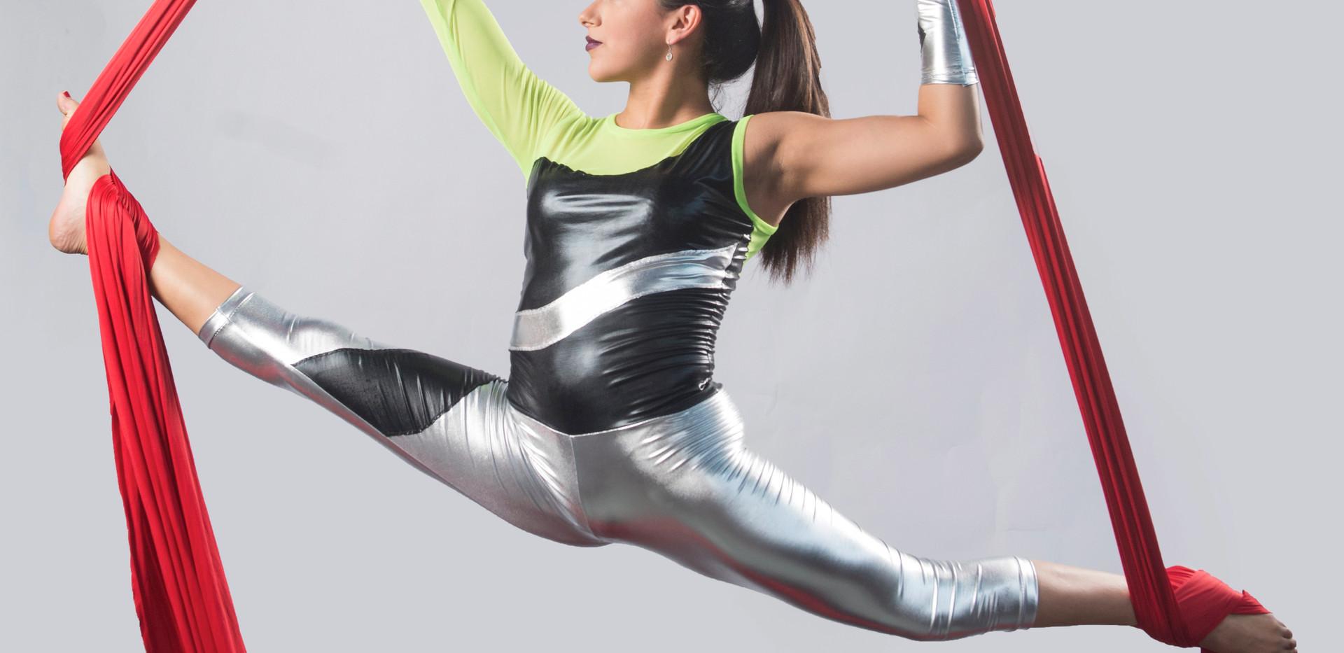 MuziAk - danza aérea