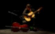 Guitarra, marimba, danza, cello, composición