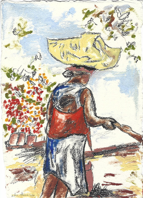 A Mother at the Market