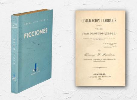 Borges, Sarmiento y la tensión que el país no resolvió
