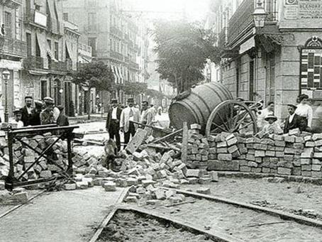 Infierno en Bs. As.: los terribles hechos de la Semana Trágica y el germen anticomunista de Perón