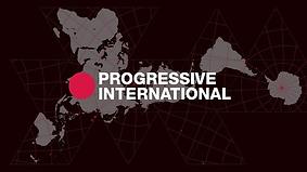 INTERNACIONAL PROGRESISTA Y EL GOB ARGEN