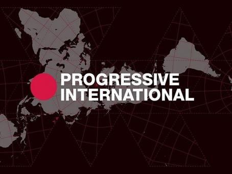 La internacional progresista y el gobierno argentino
