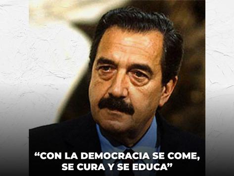 ¿Democracia  involutiva?