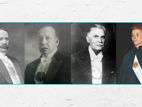 Cuando los Vicepresidentes torcieron la historia
