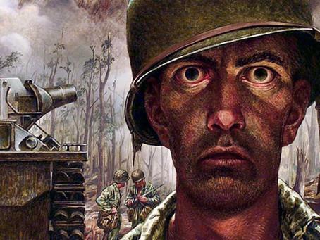 La antigua servidumbre de la guerra