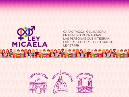 Ley Micaela, el quiebre del pacto democrático