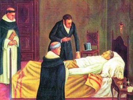 Belgrano, un prócer enfermo hasta las lágrimas