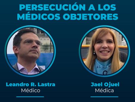 Rodríguez Lastra y Jael Ojuel con la Red de Legisladores por la Vida