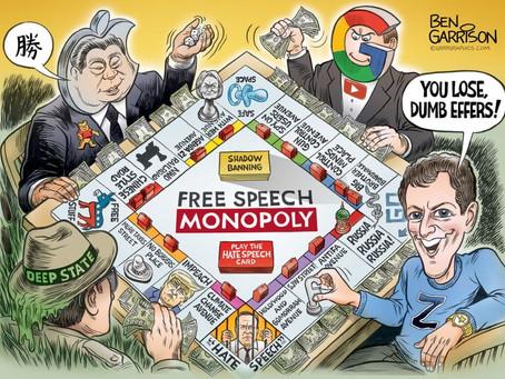 La censura en redes sociales y el libre uso de la propiedad: un dilema liberal